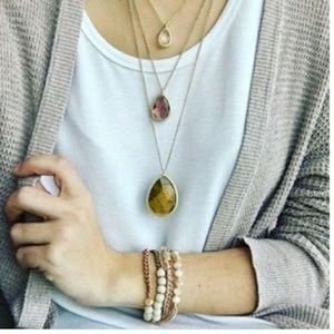 NWOT Chloe and Isabel Minaret convertibl necklace